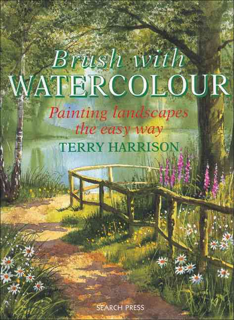 Brush With Watercolour By Harrison, Terry
